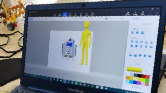3Dペイント(Windows標準)